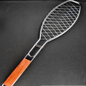Fishing barbecue grill mesh