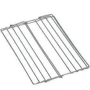 Bbq metal cage for vegetable